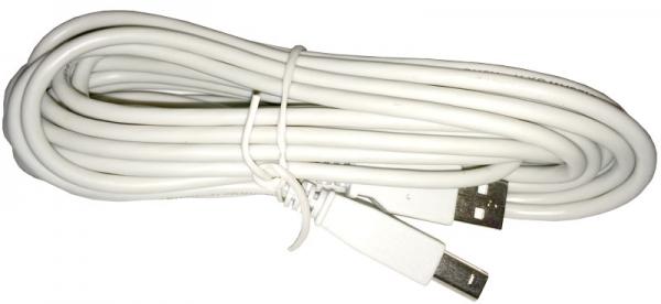 Premium USB Kabel A / B | 5 Meter